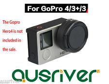 37mm UV Filter Lens Protector+Cap Set for GoPro HD Hero 3 3+ 4