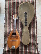 Antique/vintage Mandolin (Improved Columbus) 13 Inch Scale length Bowl Back Nr