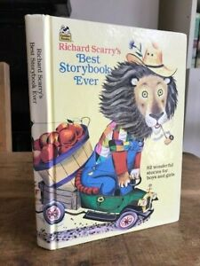 Richard Scarry's BEST STORYBOOK EVER Hbk