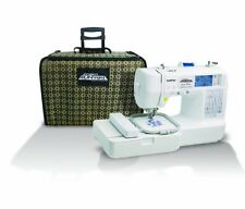 Brother LB6800PRW Project Runway Computerized Embroidery and Sewing Machine with