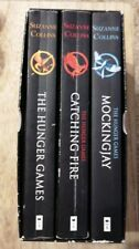 The Hunger Games Trilogy Book Set Suzanne Collins
