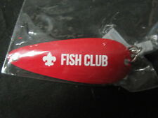 Boy Scout Fish Club Fishing Lore