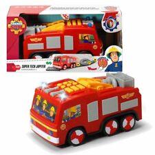 Feuerwehrauto Jupiter | Feuerwehrmann Sam | programmierbar | Super Tech