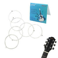 A104 Silver Plated Stainless Steel Music Instrument Strings for Acoustic GuitaME