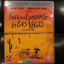 Fear & Loathing in Las Vegas 4K Restoration (Arrow video) Region B