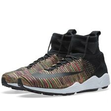 Nike Zoom Air Mercurial XI FK Flyknit Tg UK 9 EUR 44 844626 -006 NUOVO CON SCATOLA