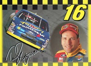 Ted Musgrave 16 Family Channel PRIMESTAR NASCAR All Occasion Cards Set of 12