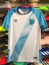 c31d4104e31 Umbro Guatemala 2019 Soccer Jersey Nueva Playera De Guatemala 2019 Size  Small
