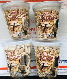 4 Pack~Cápsulas Vibora de Cascabel~Rattlesnake Capsules~HOT DEAL~100% Original