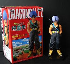 "NEW Dragonball Z dbz TRUNKS  Figure Statue 6"" #t5"
