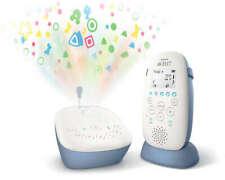 PHILIPS Avent DECT SCD735/26 Babyphone mit Sternenhimmel Projektion