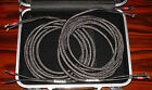 Lautsprecherkabel Ref-X für lange Distanzen 2x5m Uvp.6400€ Highend Kabel cable