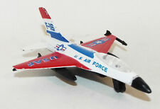 Die Cast US Air Force F-16 Fighting Falcon Jet Fighter Aiorcraft (Worn)
