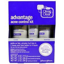 Clean & Clear Advantage Acne Control Kit 3 Piece Kit