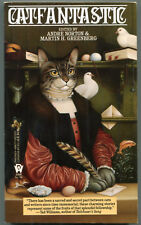 CATFANTASTIC Cat Short Stories Andre Norton Martin H Greenberg First Printing