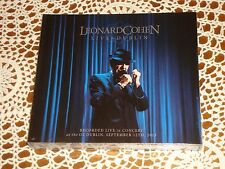 LEONARD COHEN Live in Dublin feat. Hallelujah SONY MUSIC COLUMBIA 3CD NEW SEALED