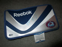 PATRICK ROY Colorado Avalanche SIGNED Autograph Goalie Blocker w/ BAS COA PROOF