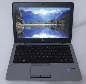 HP EliteBook 820 G1 Intel Core i5-4200 1.60GHz 4GB RAM 500GB HDD Windows 10Pro