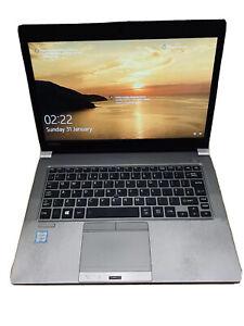 "Toshiba Portege Z30-C Core i7-6th Gen 13.3 ""Laptop 2.5Ghz 8/256GB SSD Win-10 FHD"