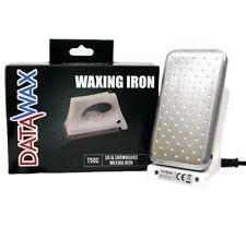 DATA WAX - T50C Iron - Ski &  Snowboard Waxing Iron - UK plug