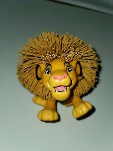 LION KING SIMBA Lion Cub animal KOOSH BALL Sensory Toy Disney