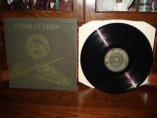 Miami University-Ohio?- Choraliers-Record Album LP