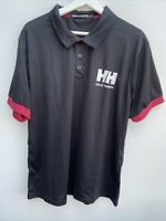 Men's T-shirt XL Black Helly Hansen <MM2164