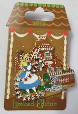Disney106505 Gingerbread House Collection Grand Floridian Resort Alice Pin