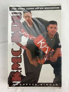 K.M.C. Kru The Devil Came Up To Michigan (Cassette) New Sealed