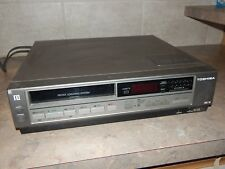 Toshiba Beta Max Video Cassette Recorder V-M415 Front Loading System