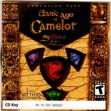 Dark Age of Camelot Expansion: Shrouded Isles (PC-CD, 2002) - NEW CD in SLEEVE