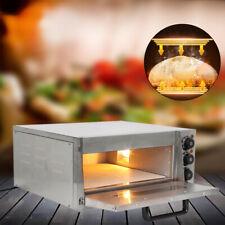 FORNO ELETTRICO PROFESSIONALE PER PIZZA Temperatura mas. 350°C 1200W