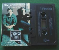 The Rembrandts I'll Be There For You Friends Cassette Tape Single - TESTED
