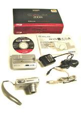 Outstanding CASIO EXILIM EX-Z40 4.0mp DIGITAL CAMERA, Original Box w/ Extras