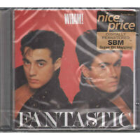 Wham CD Fantastic SBM Digitally Remastered / Epic EPC 450090 2 Sigillato