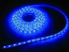 24v 24volt 5m BLU IMPERMEABILE LED STRIP STRISCIA BLUE CAMION C4C4