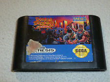 SEGA GENESIS DOUBLE DRAGON 3 THE ARCADE GAME CARTRIDGE ONLY VINTAGE CART 1992