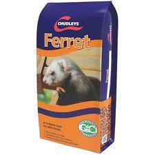 More details for chudleys ferret complete ferret food 2 kg small animal food