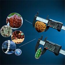 Us 6 150mm Carbon Fiber Composite Vernier Digital Electronic Caliper Ru