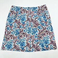 Oilily A Line Floral Paisley Skirt • Women's 40