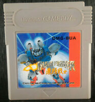 Burai Fighter Deluxe-Game Boy-1990-DMG-BUA-Japan Import
