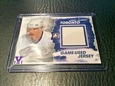12/13 ITG Forever Rivals Game Used Patch Blue Version M-12 SP Larry Murphy 1/1