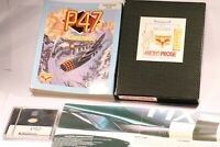 VERY RARE AMSTRAD CPC 464 GAME DISK P47 Thunderbolt By Firebird 1988