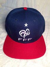 2014 WORLD CUP SOCCER SNAP BACK HAT (FRANCE)