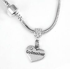 Godmother Necklace Godmother Gift chain Godmother stick Present Godmother Penden