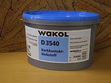 Korkkontaktkleber für Klebekork und Korkplatten, lösemittelfrei , 5,0 kg