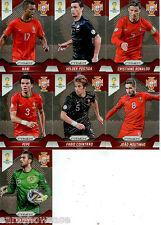 2014 Brasil FIFA World Cup Soccer Prism Card Base Team Set Portugal (7)