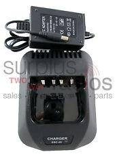 NEW RAPID CHARGER FOR KENWOOD KSC-24 TK3100 TK372 TK272 TK380 TK280 TK260 TK360G
