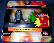MINIMATES LOBO AMBUSH BUG DC COMICS UNIVERSE LEGENDS JUSTICE LEAGUE AMERICA