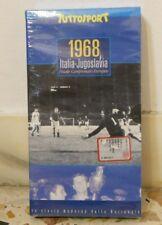 1986 - ITALIA - JUGOSLAVIA - VHS SIGILLATA